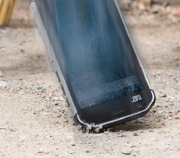 موبایل هوشمند کاترپیلار (کت) CAT S40
