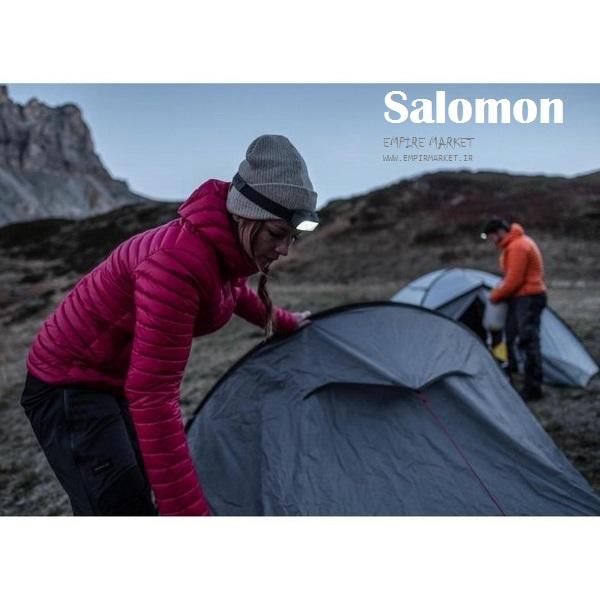 کاپشن پر زنانه سالومون Salomon (اسپرت)
