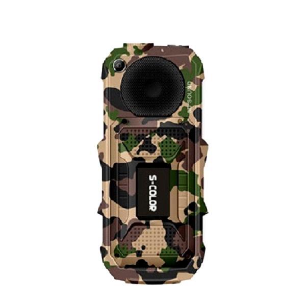 گوشی موبایل زره پوش S-COLOR S90 armor