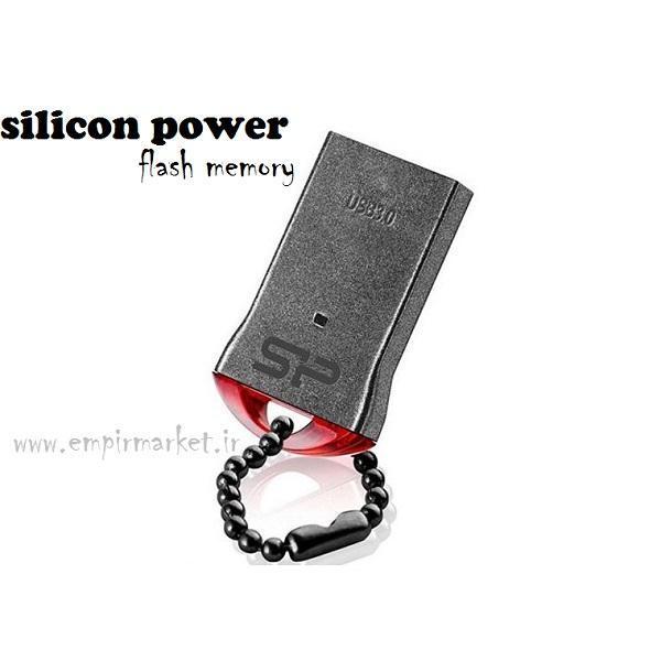 فلش مموری 8 گیگ تاچ تی / silicon power