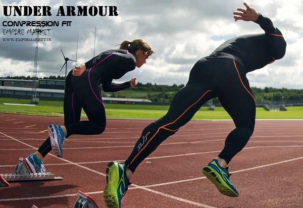 ست لباس ورزشی بیس آندر آرمور UNDER ARMOUR