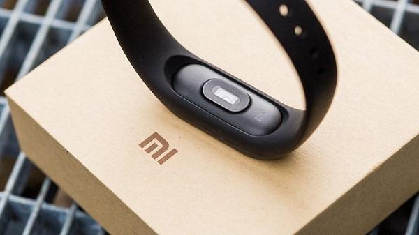 دستبند هوشمند شیائومی XIAOMI MI BAND 2 (سلامت)