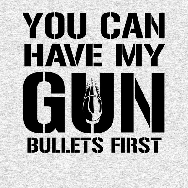 تیشرت تاکتیکال SOFFE مدل YOU CAN HAVE MY GUN