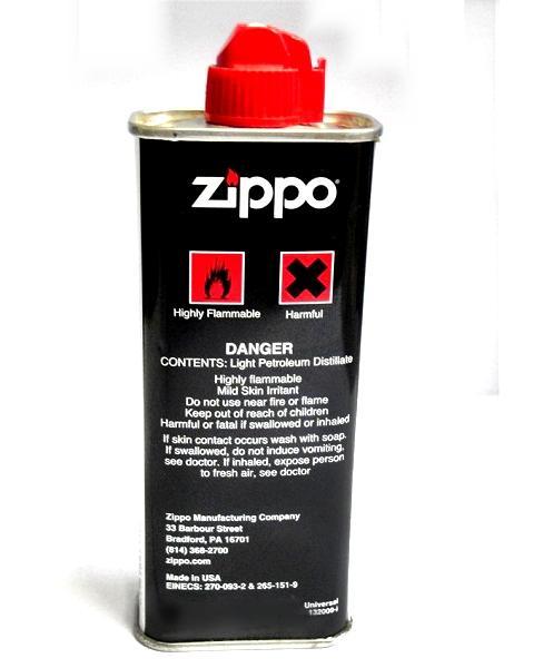 بنزین فندک زیپو zippo آمریکایی