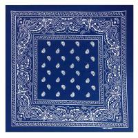 دستمال باندانا طرح بته جقه (دستمال گردن آمریکایی)