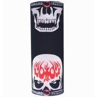 اسکارف طرح نقاب اسکلت HOWARD (دستمال سر)