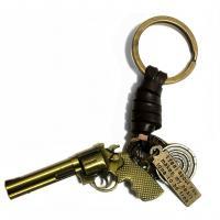 جاسوئیچی و جاکلیدی فانتزی طرح اسلحه هفت تیر رولور