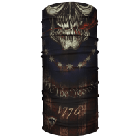 اسکارف تاکتیکال طرح نقاب اسکلت 1776 (دستمال سر)