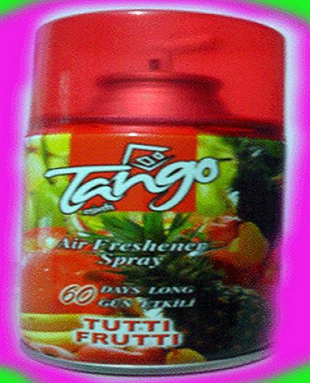 اسپری خوشبو کننده هوا tango