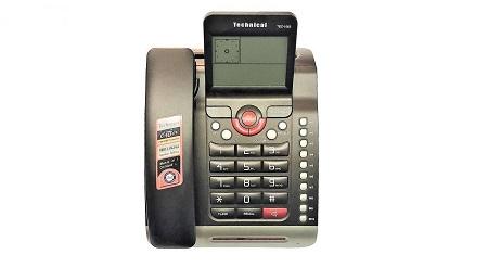 گوشی تلفن ثابت تکنیکال مدل TEC-1062