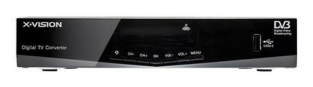 گیرنده دیجیتال تلویزیون ایکـس ویژن مدل XDVB-