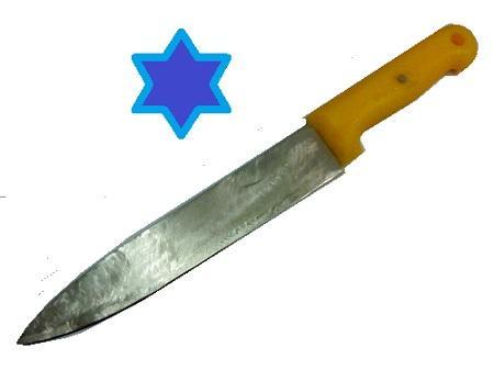 چاقوی  کارکرده آشپزخانه (Kitchen Knife)