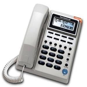 گوشی تلفن ثابت تکنیکال مدل TEC-5847