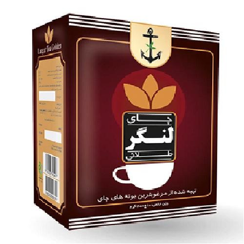 چای لنگر طلایی 200 گرمی