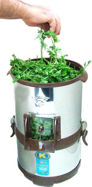 سبزی خردکن 3 کیلویی آکا