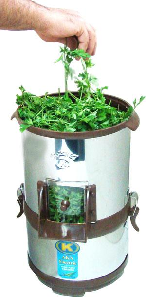 سبزی خردکن آکا الکتریک 3 کیلویی