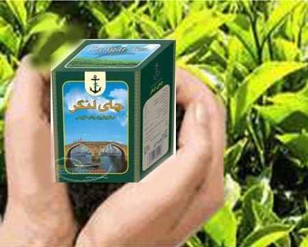 چای لنگر با رایحه طبیعی