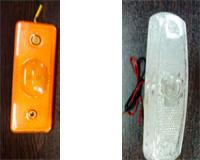 چراغ بغل جعبه ولوو  . B9 . B7