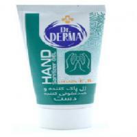 2 عدد ژل پاک کننده و ضدعفونی کننده دست دکتر درما