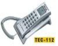 توضيحات گوشی تلفن ثابت تکنیکال مدل TEC-112