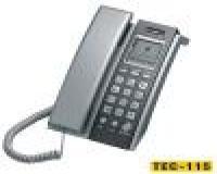 توضيحات گوشی تلفن ثابت تکنیکال مدل TEC-115
