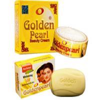 کرم و صابون ضدلک و سفید کننده گلدن پرل