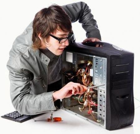 کاملترین آموزش سخت افزار مونتاژ و عیب یابی کامپیوتر