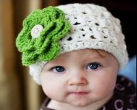 شال و کلاه دست باف کودکانه مدل سال