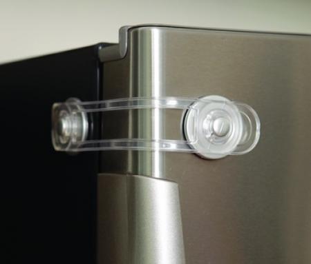 قفل شفاف کوچک و بزرگ (همه کاره)