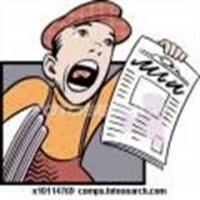 پخش تراکت در شهرستان تویسرکان