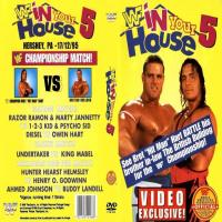 WWF In Your House 5 - 1995