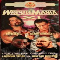 WrestleMania 11 1995