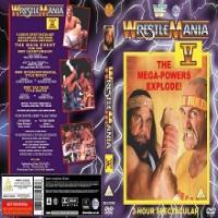 WWF Wrestlemania 5 - 1989