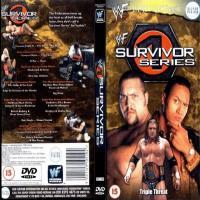 WWF Survivor Series 1999