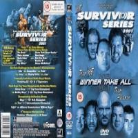 WWF Survivor Series 2001