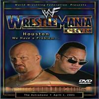 WrestleMania 17 2011