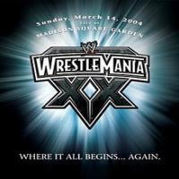 WrestleMania 20 2004