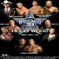 WrestleMania 21 2005