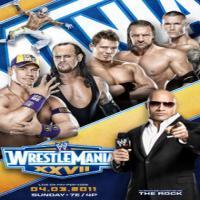 WrestleMania 27 2011