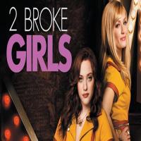 سریال 2 Broke Girls پنج فصل (پایان فصل پنجم)