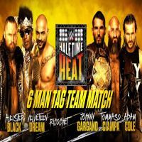 WWE Half Time Heat 2019