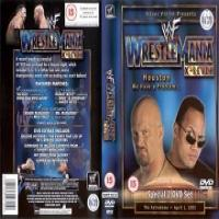 ٌٌّWWF Wrestlemania 2001