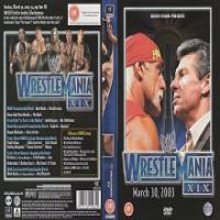WWE Wrestlemania 2003