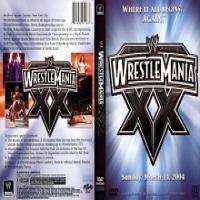 WWE Wrestlemania 2004