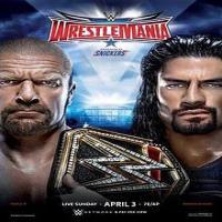 WrestleMania 32 2016