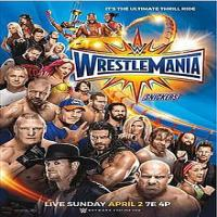 WrestleMania 33 2017