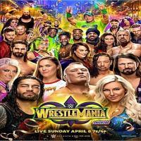 WrestleMania 34 2018