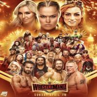WrestleMania 35 2019