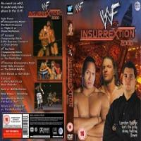 WWF Insurrextion 2000