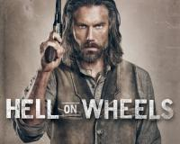 سریال Hell On Wheels چهار فصل (جدید)